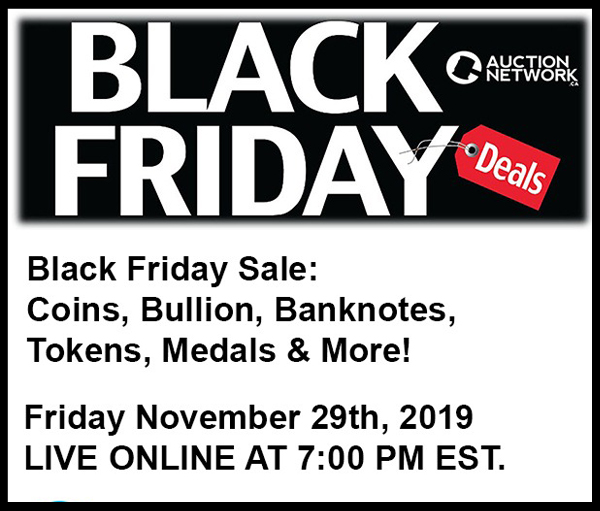 Black Friday Auction Sale