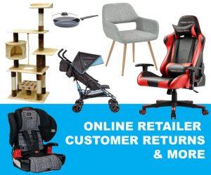 Online Auction - Online Retailer Customer Returns