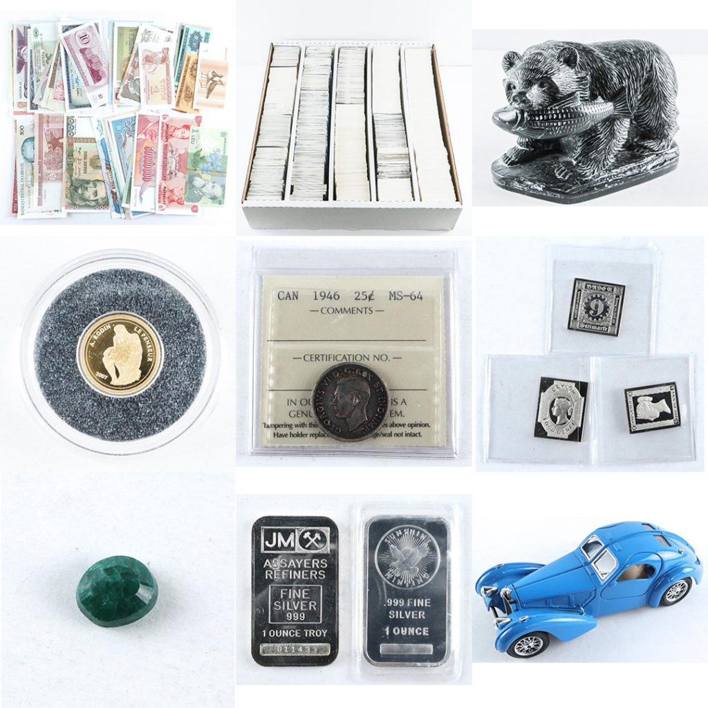 Online Auction - Coin Auctions - Collectibles Auction