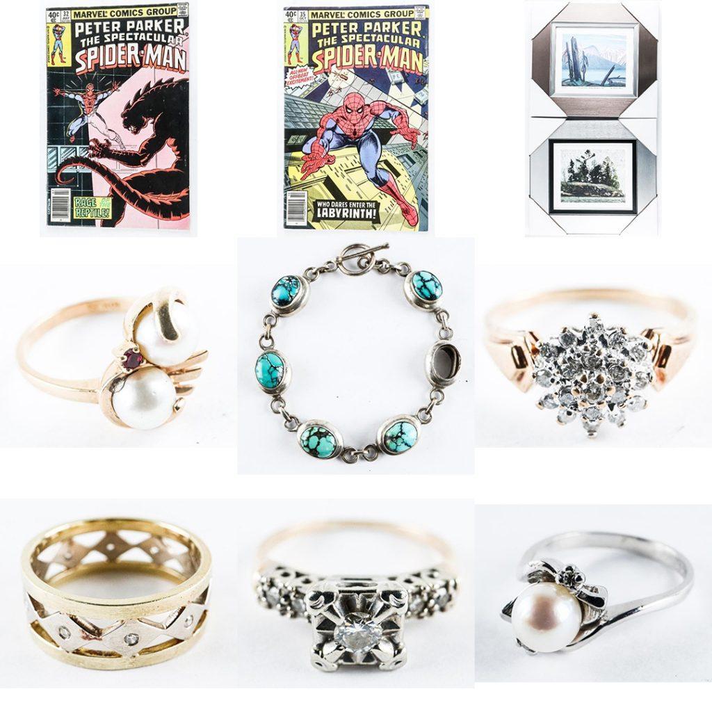 Online Auction Coin Auction Jewellery Auction