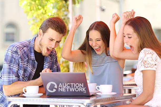 Online Auction - Auction Network Coin Auctions