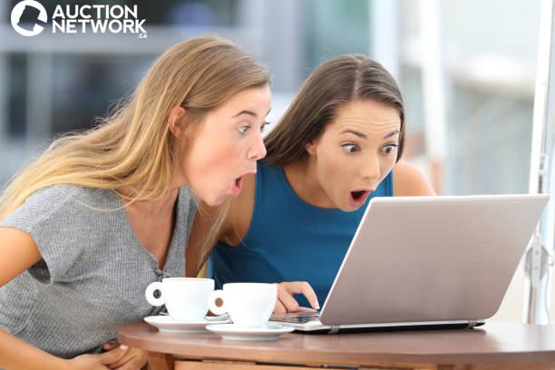 Online Auction - Coin Auction - Liquidation Auction