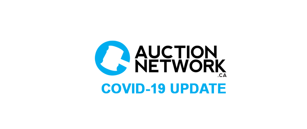 Auction Network's COVID-19 Update