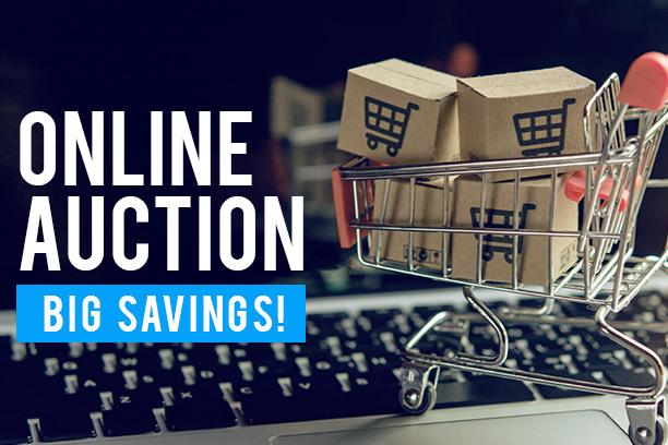 Liquidation Auction Online - Auction Network Canada