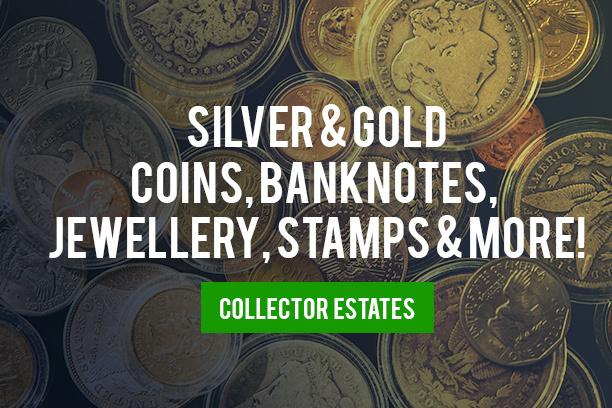 Coin Auction Toronto- Online Auction