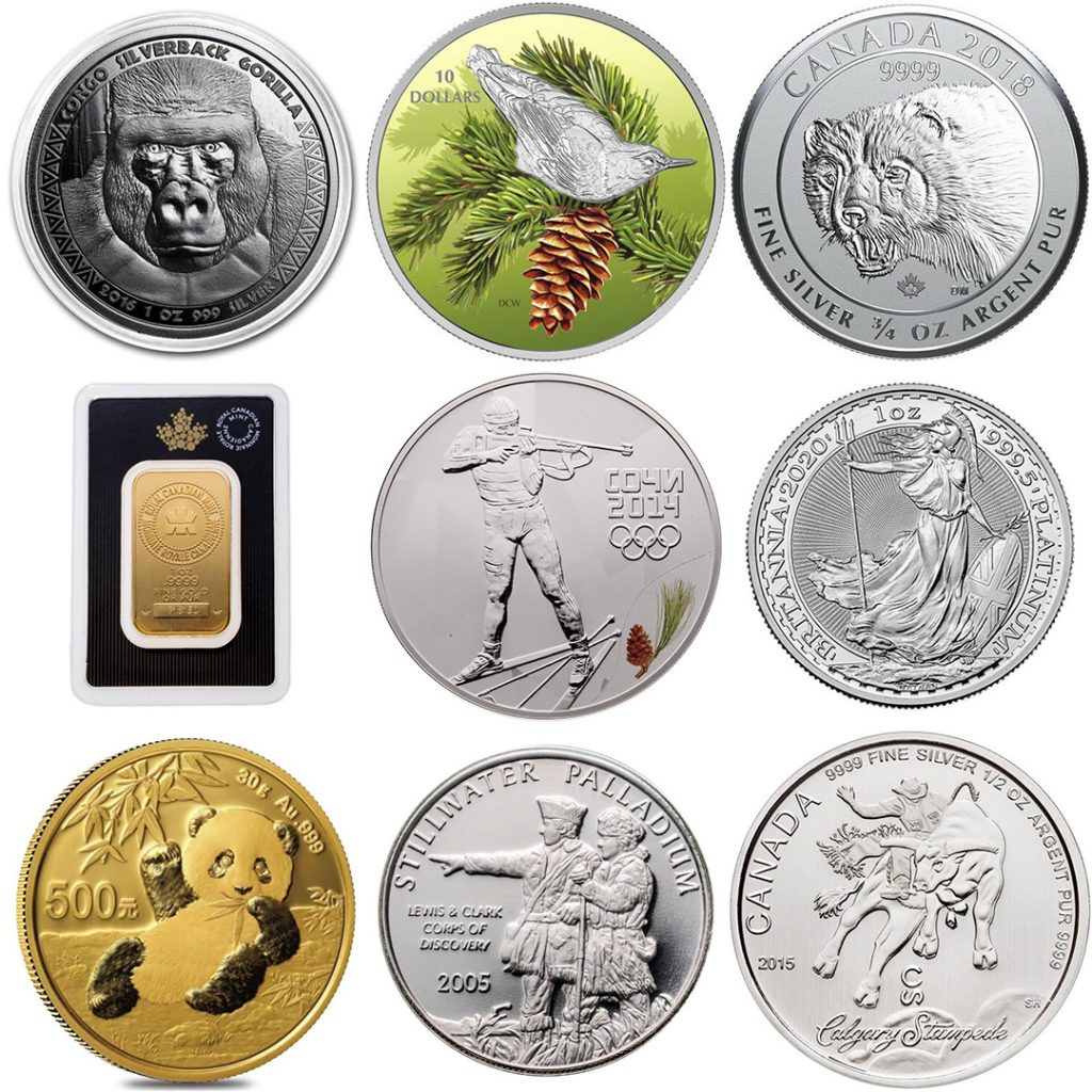 Online Auctions Toronto - Coins, Bullion, Banknotes & More
