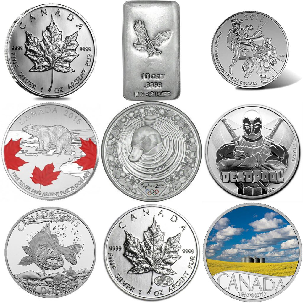 Coins, Bullion, Banknotes & More - Online Auctions