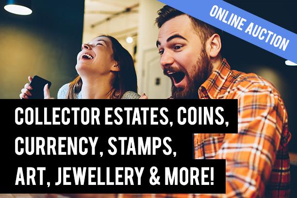 Coin Auctions Toronto - Online Auction - Auction Network