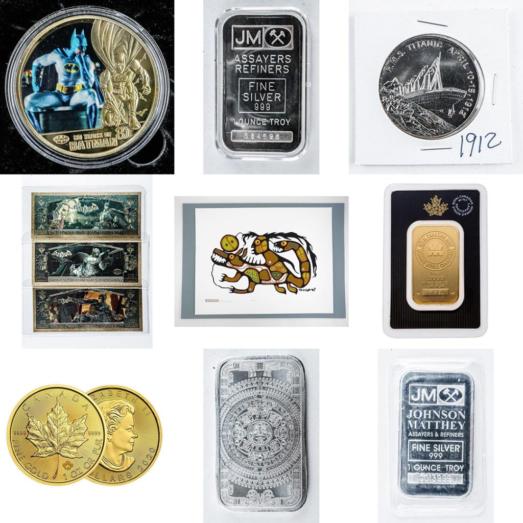 Coin Auction Toronto - Online Auctions