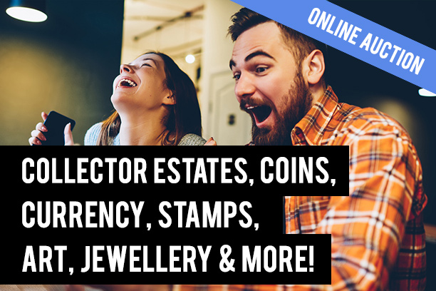 Coin Auctions Online Ontario - Auction Network