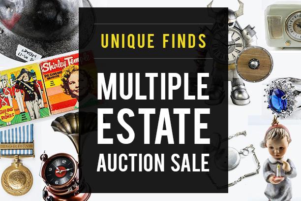 Estate Auction Sale - Auction Network