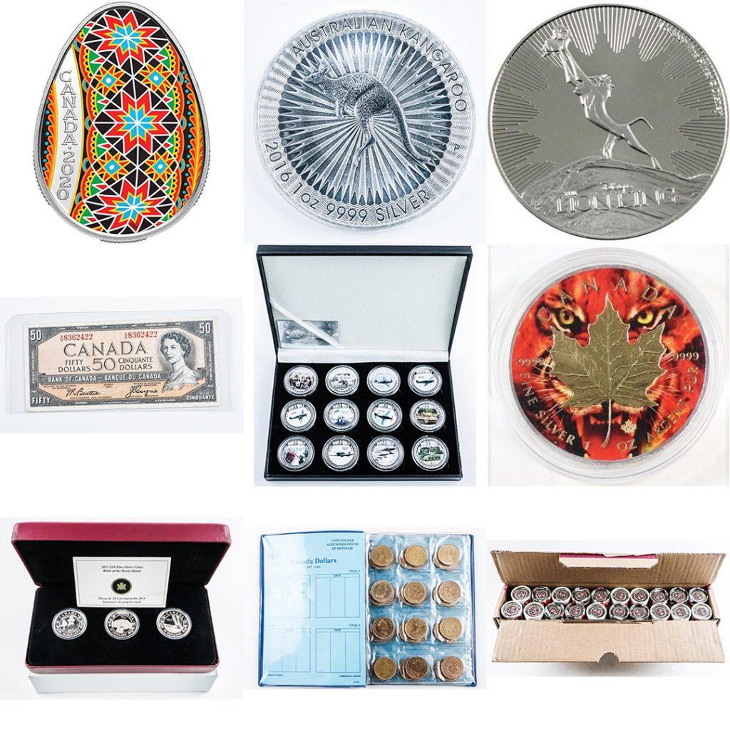 Coin Auction Online - AuctionNetwork.ca