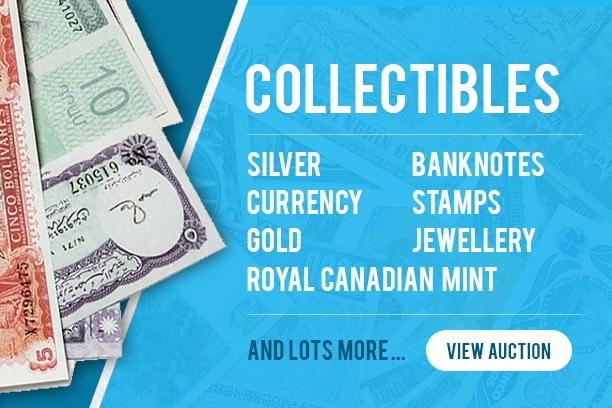 Coin Auction Toronto - AuctionNetwork.ca