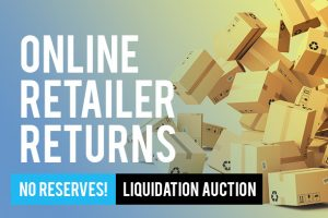 Liquidation Auction Online - AuctionNetwork.ca