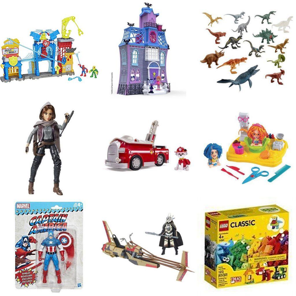 Liquidation Auction - Pre-Christmas Toy Sale
