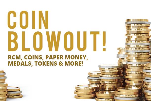 Coin Auction Toronto - Online Auction AuctionNetwork.ca