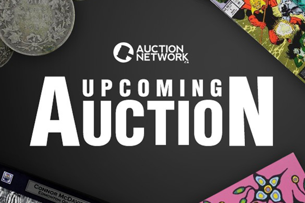 Coin Liquidation Auction Toronto