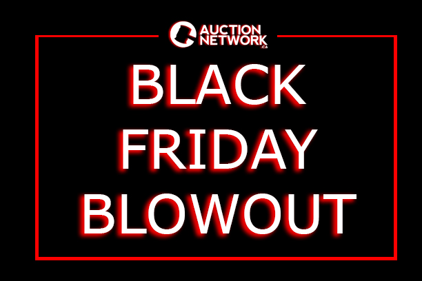 Coin Auction Toronto - Black Friday Blowout