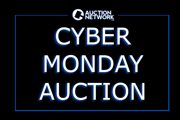 Coin Auction Toronto - Cyber Monday 2020