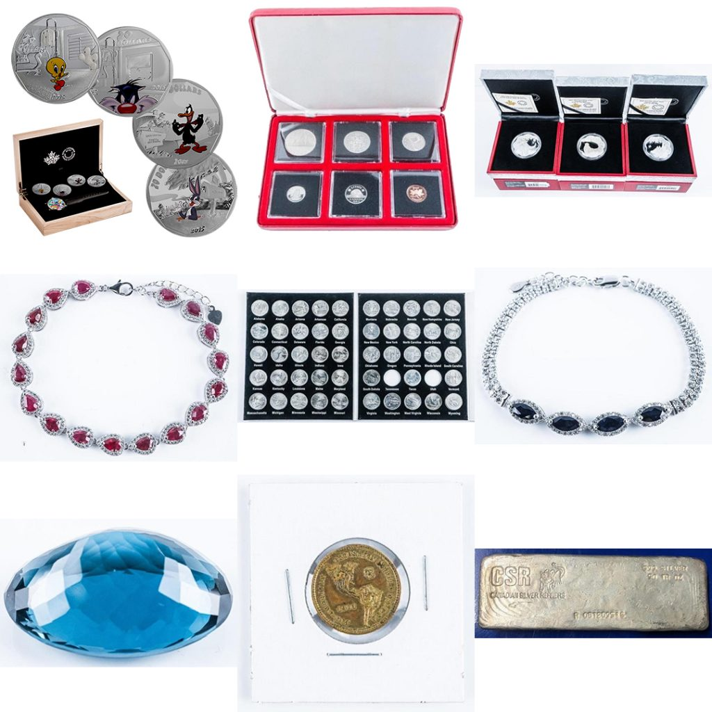 Coin Auction Ontario AuctionNetwork.ca