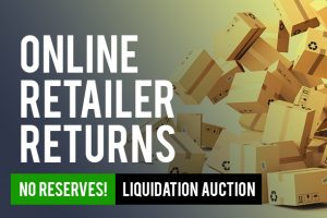 Liquidation Auction Online