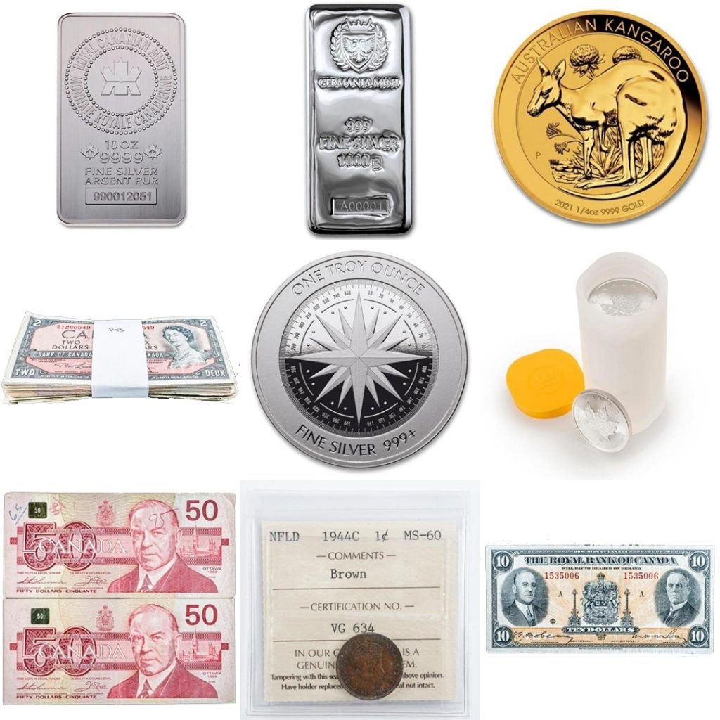 Coin Auctions Toronto