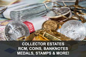 Coin Auction - Collector Estates