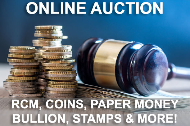 Coin Auctions Online - Auction Network
