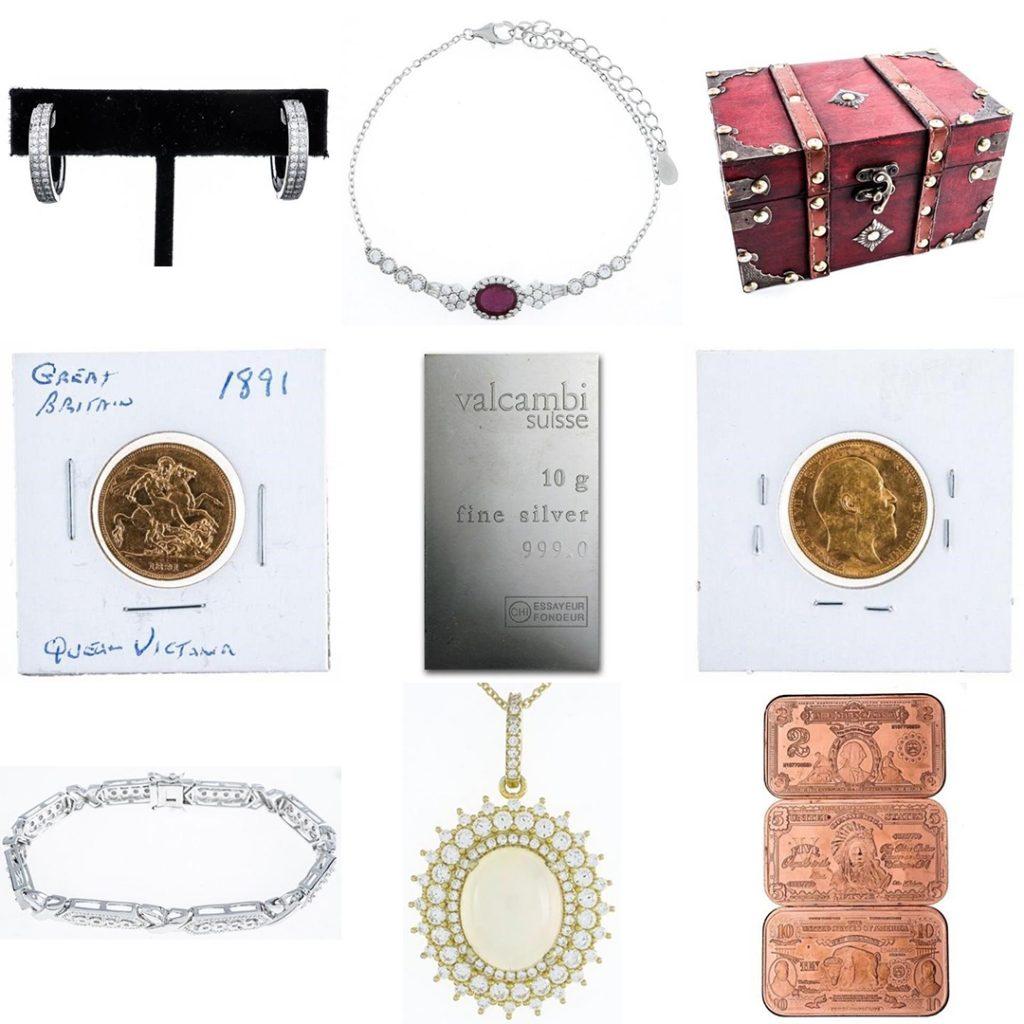 Jewellery Auction Online