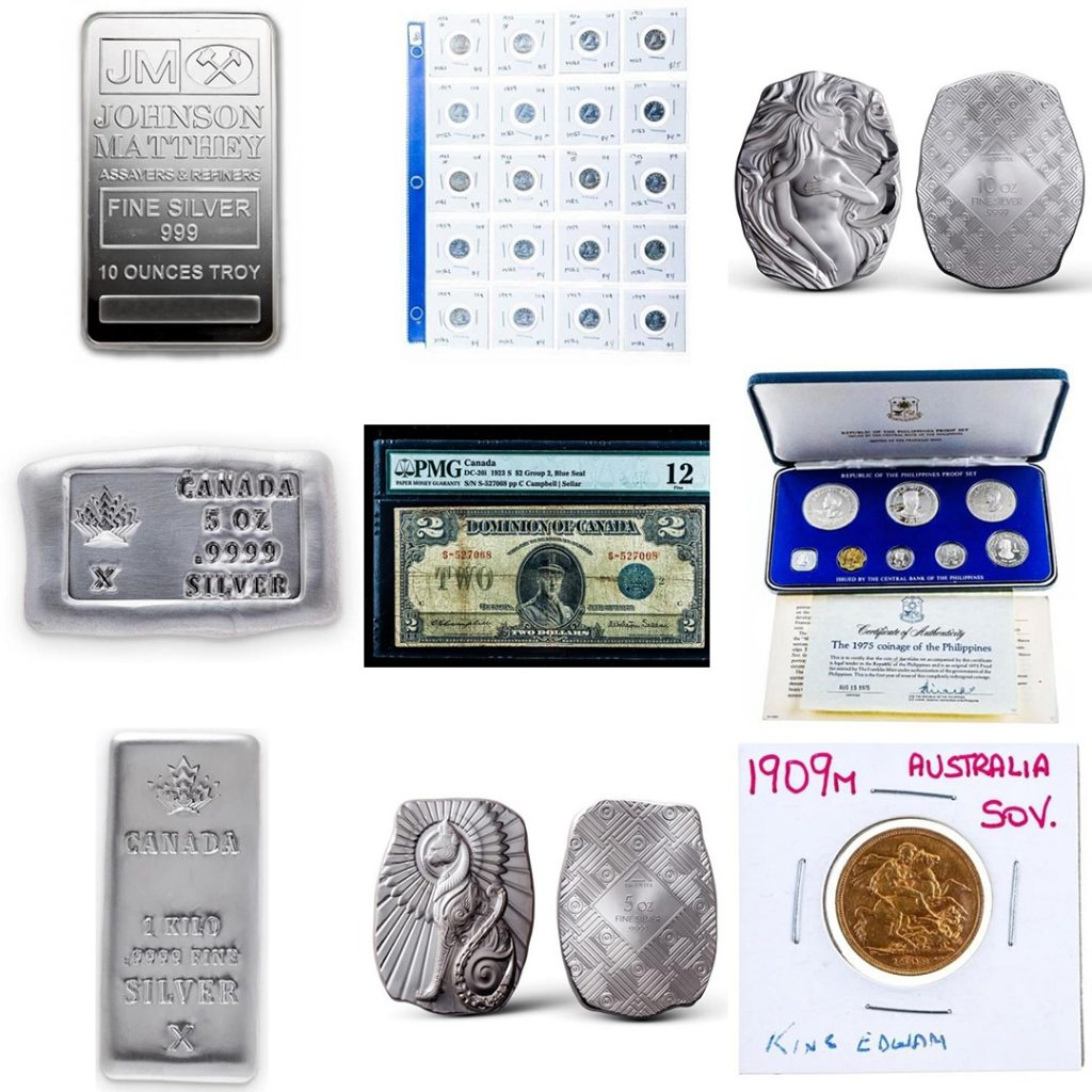 Coin Auction Toronto Auction Network
