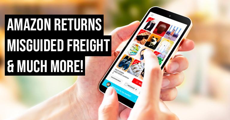 Amazon Returns Auction