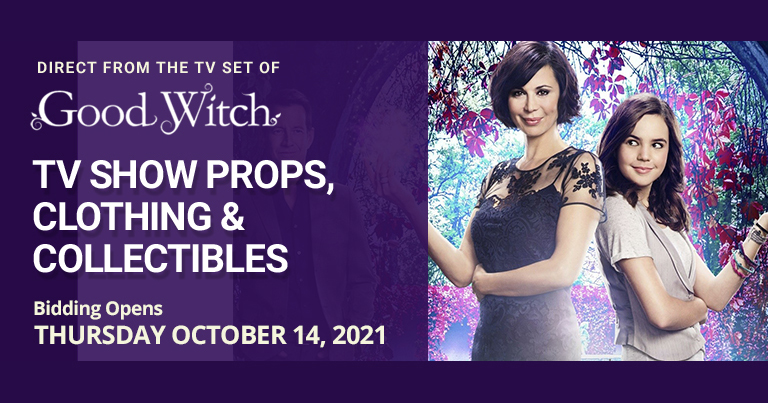 ONLINE AUCTION - GOOD WITCH