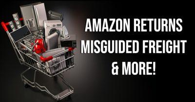 Amazon Returns Auction - Liquidation Auction