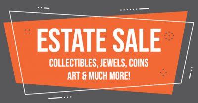 ESTATE AUCTION - ONLINE AUCTION