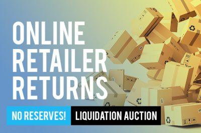 Liquidation Auction Online